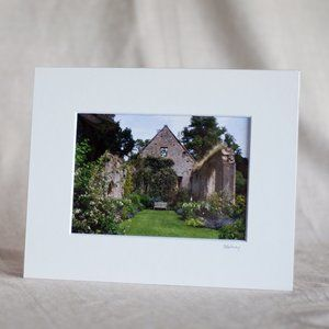 """The Tithe Barn"" 5x7 Original Photography"